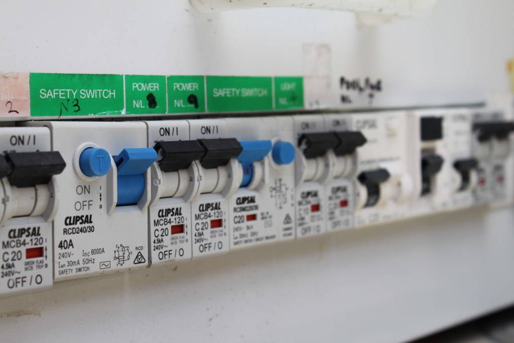 Our Homes Rely On Our Switchboards To Receive And Distribute The  Electricity Safely Around To Our Power Points And Appliances. Switchboard  Inspections By A ...